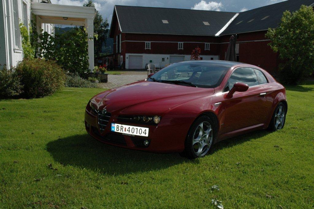 Masi`s Alfa garage Side 95 Min Alfa Romeo Norsk Alfa