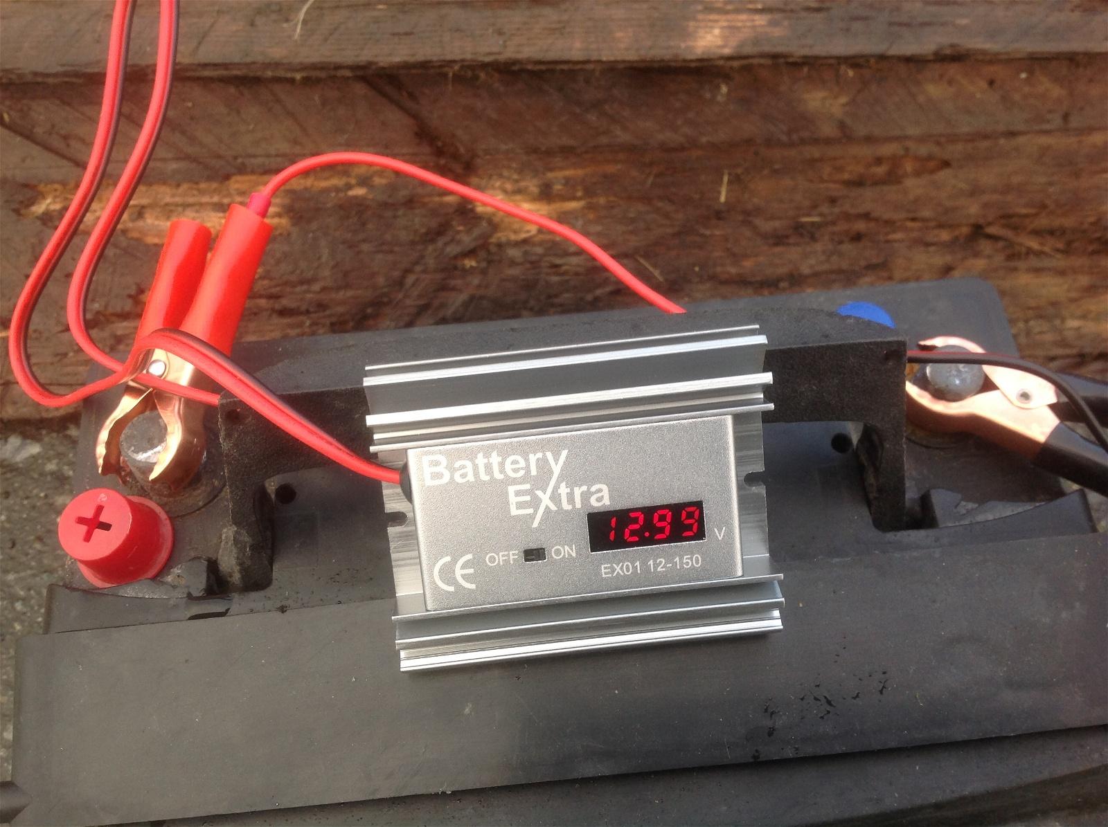 Et spørsmål om lading av bilbatteri. | AVforum.no